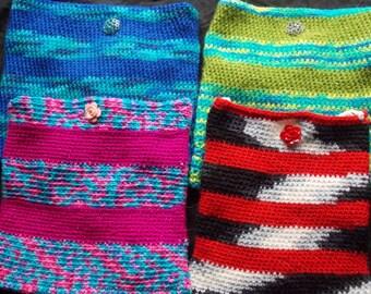 Beautifully Crocheted purses