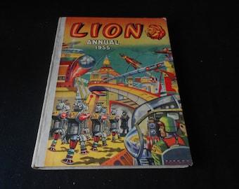 Lion Annual 1955