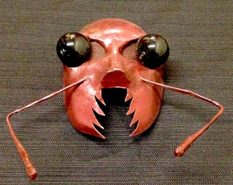 Ant Mask - Handcrafted