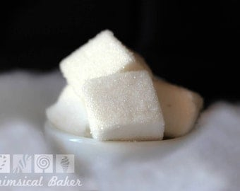 Valeska's Sparkly White Marshmallow Dreams