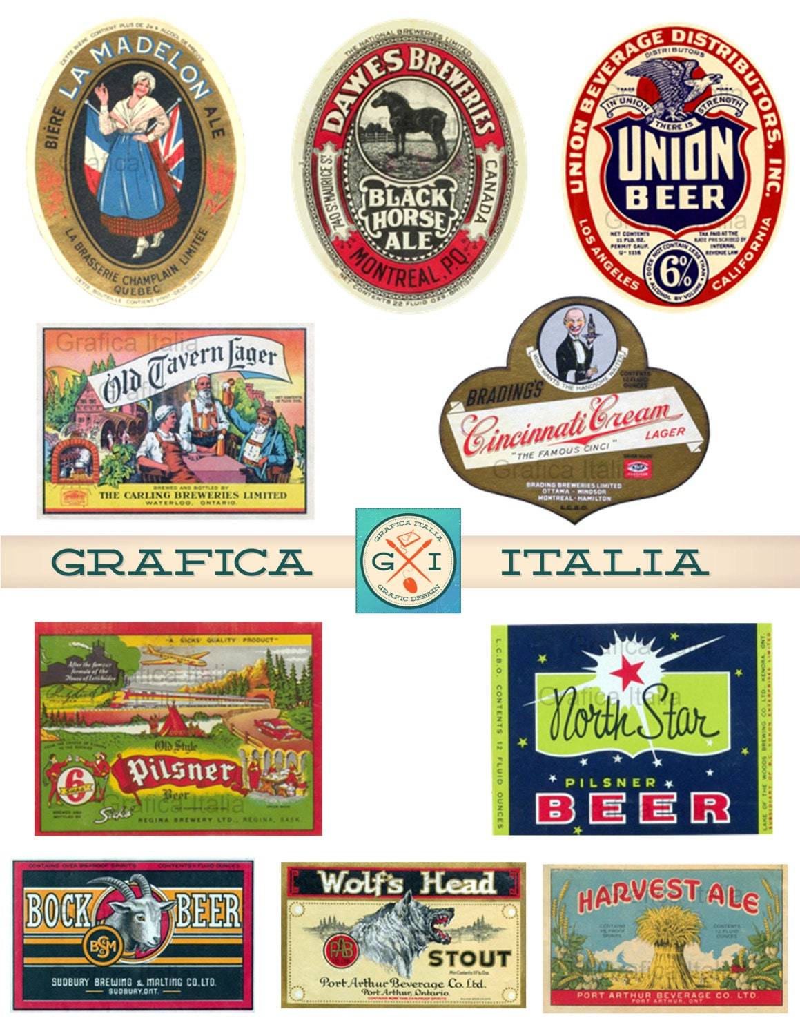 It's just a graphic of Playful Print Your Own Beer Labels Free