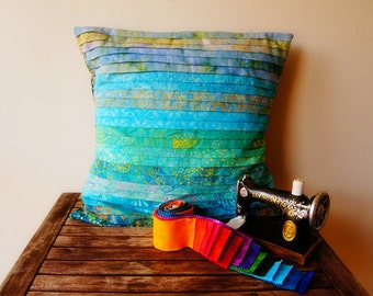 Customized available-a set of two handmade cusion cover, patchwork pillow, home deco, any Size