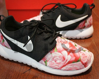 Sweden Roshe Run Flyknit - V2 Unisex Black White Noble Taste Nike Free Run 4 0 Paypal Running Shoes Shoes Discount