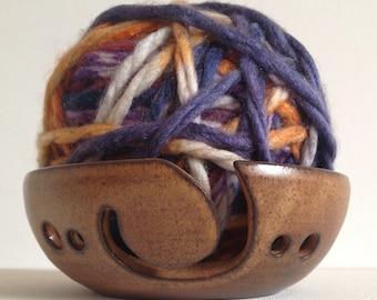 Yarn Bowl, Pottery