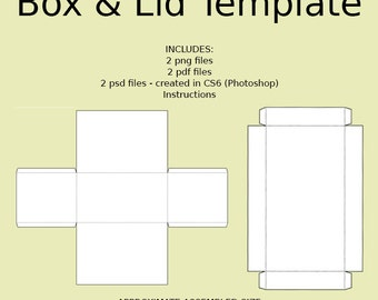 Rectangle template – Etsy