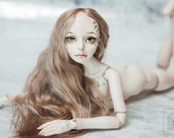 Porcelain Ball jointed doll Shine Sold