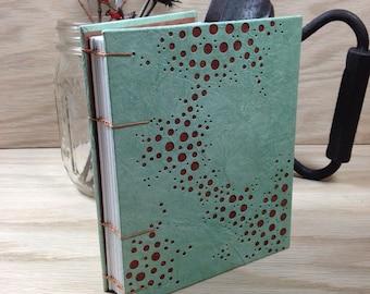 Handmade Coptic Stitch Journal