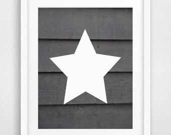 Star Wall Art rustic star wall art | etsy