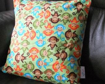Funky Monkey Cushion