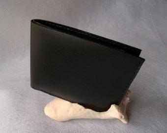 """Leather wallet, men's slim wallet, minimalist wallet – """"Ultra-slim  Wallet"""""""