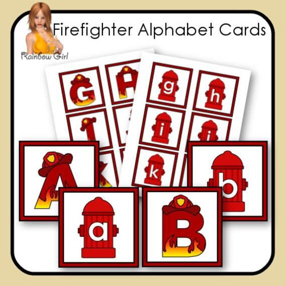 fireman coloring pages preschool alphabet - photo#31