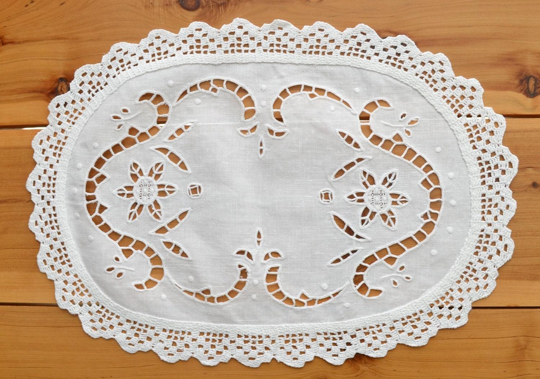 Handmade table mats design -  Zoom