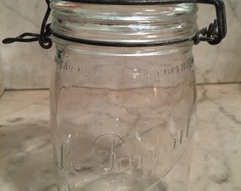 French Canning Jar Made in France