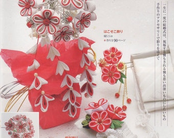 Beginner to Intermediate level - Traditional Japanese Flower Kanzashi_Ebook_05