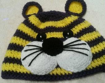 LSU college hat