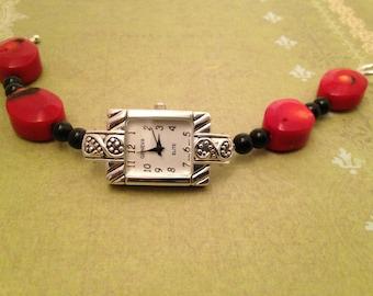 Beautiful Beaded Watch