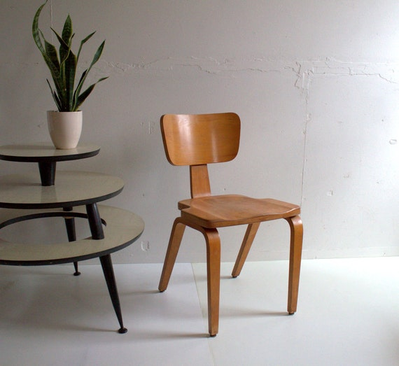 On Hold Vintage Mid Century Thonet Bentwood Dining By Humemaze