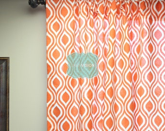Unique Grommet Valance Related Items Etsy