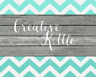 Creative Kittle - Custom Color Request