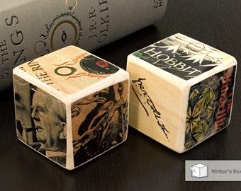 Writer's Block: J. R. R. Tolkien