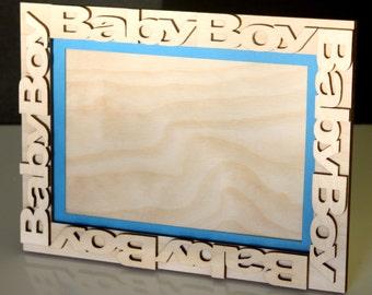 New Baby Frame for Boy or Girl