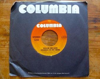 Willie Nelson 45