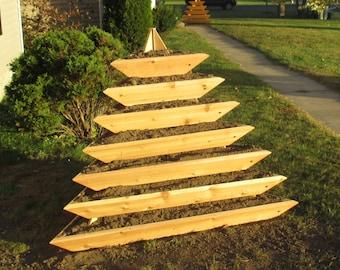 Plant Pyramid - 7 Levels **Free Shipping US 48**