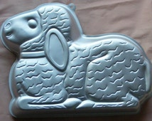 Popular Items For Lamb Cake Pan On Etsy