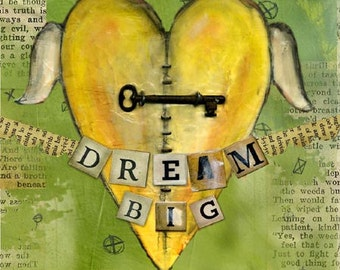 Dream Big Big Print