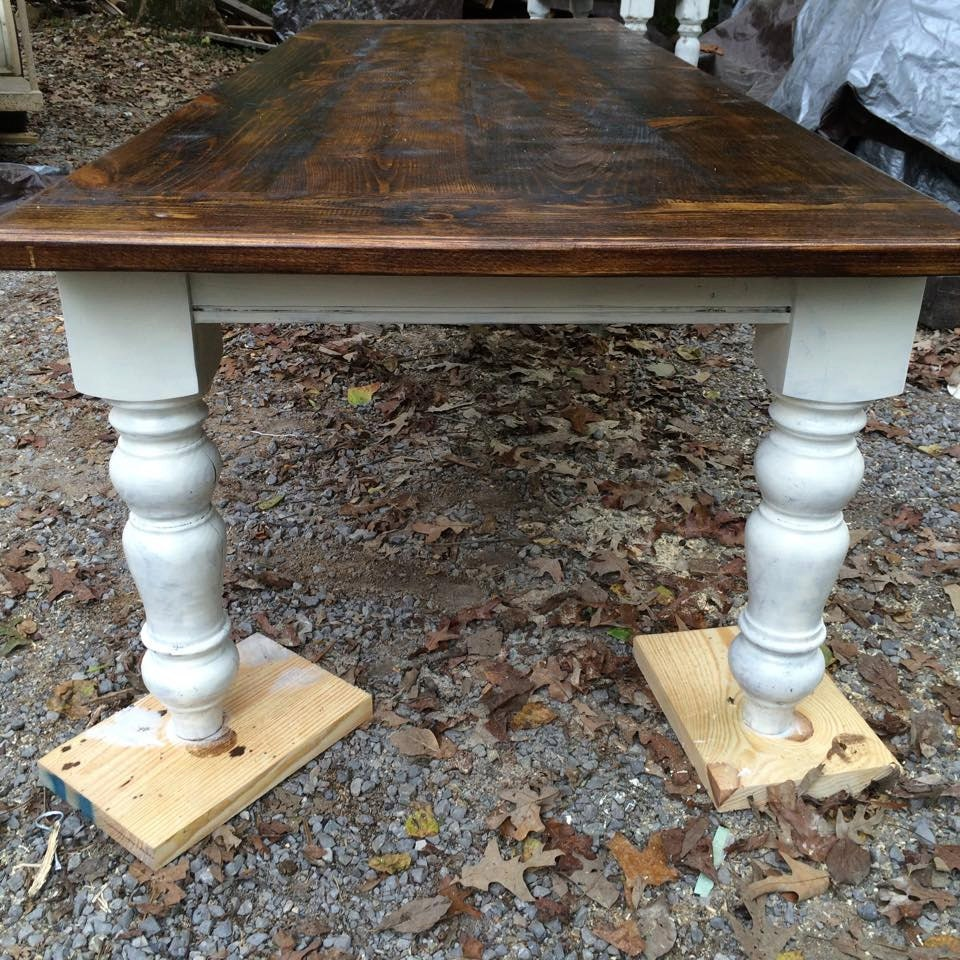 10 foot rustic farmhouse table in heart by wellsworksfurniture for 10 foot farmhouse table plans