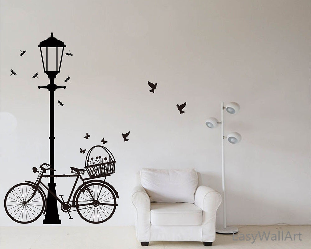 Bicycle Wall Art 28+ [ bicycle wall stickers ] | greentree and bicycle wall sticker