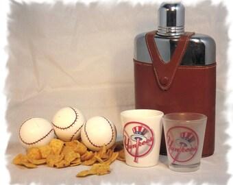 New York Yankees Shot Glass