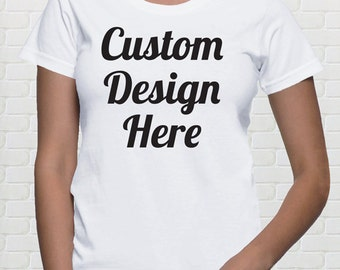 Custom shirts – Etsy