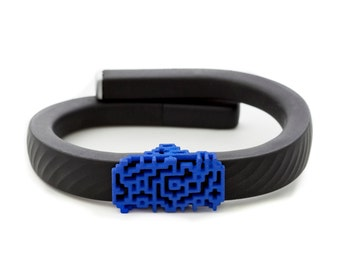 Jawbone UP & UP24 blue Lucas accessory • SPECIAL OFFER: 2 for the price of 1!
