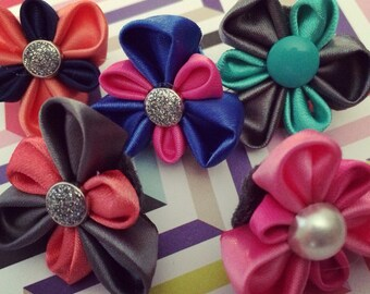 Beautiful colorful lapel pins