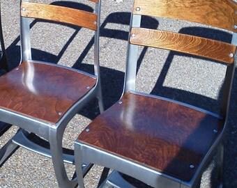 American Seating School Chair