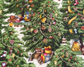 Fabric Cotton Christmas RJR Fabrics 2 Yards