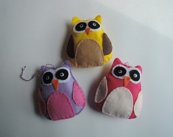 Hoot the Owl ornament, decoration