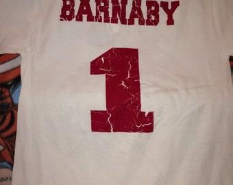 Tiger and Bunny Anime Barnaby Brooks Jr Tshirt