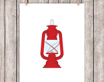 Camping lantern Etsy