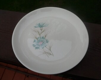 Taylor, Smith Taylor, Ever Yours Boutonniere Pattern, Bread and Butter Plate