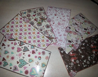 2 Personal Sweet Style dividers! Customizable Pocket or A5
