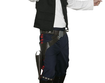 Star Wars Han Solo Costume - A New Hope - JR 1396