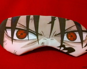 Cosplay Sleep Mask - Sasuke from Naruto