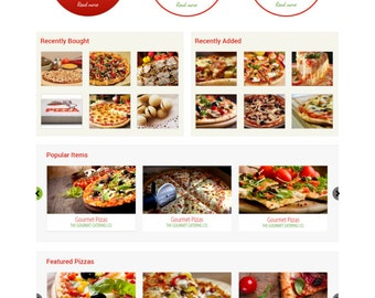 Pizza Order Taking and Delivery Template, Online Pizza Delivery Website, WordPress Web Design, Hotel Website Theme, Online Food Chain Theme