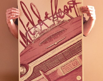 Sailor and Lula - Wild at Heart Poster