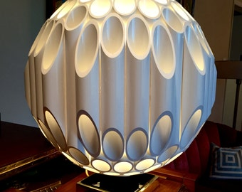 Sphere Lamp originally made by Rougier.