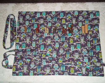 Straight Knitting Needle Case