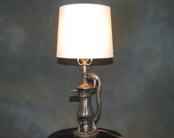 Rustic Antique Style Lamp