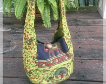 Boho Pouch Shoulder Bag 118